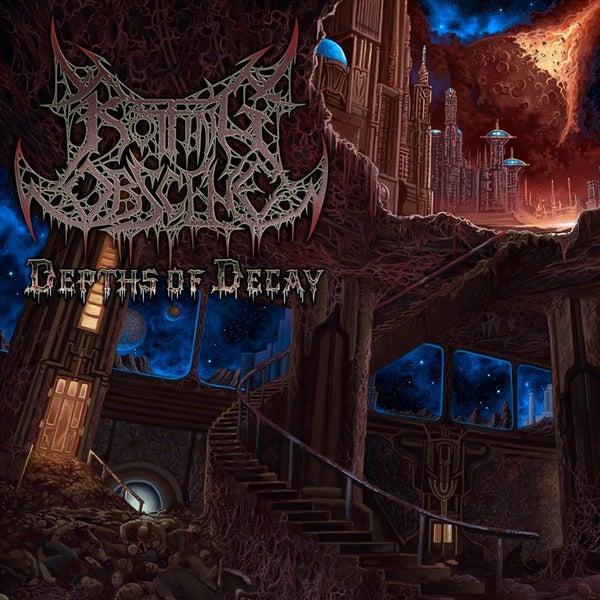 Image of Depths of Decay CD
