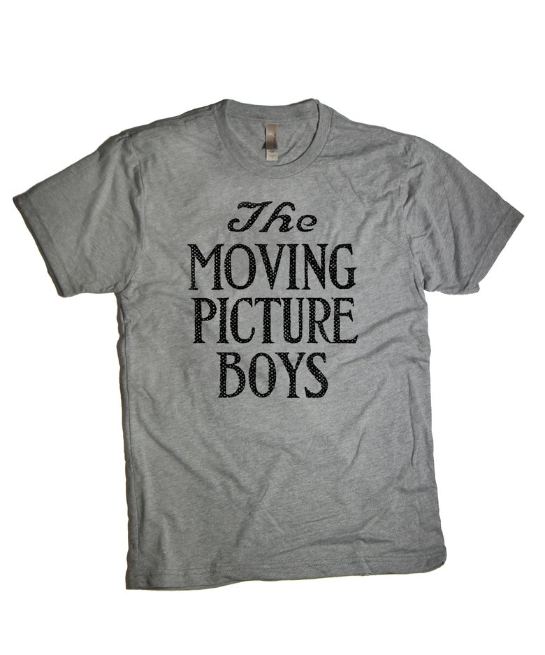 Image of Moving Picture Boys Shirt // Free Shipping