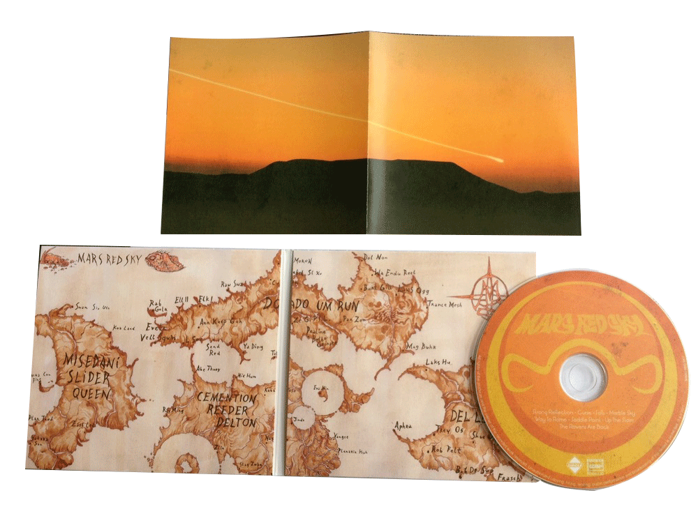 Image of DEBUT ALBUM CD - Reissue