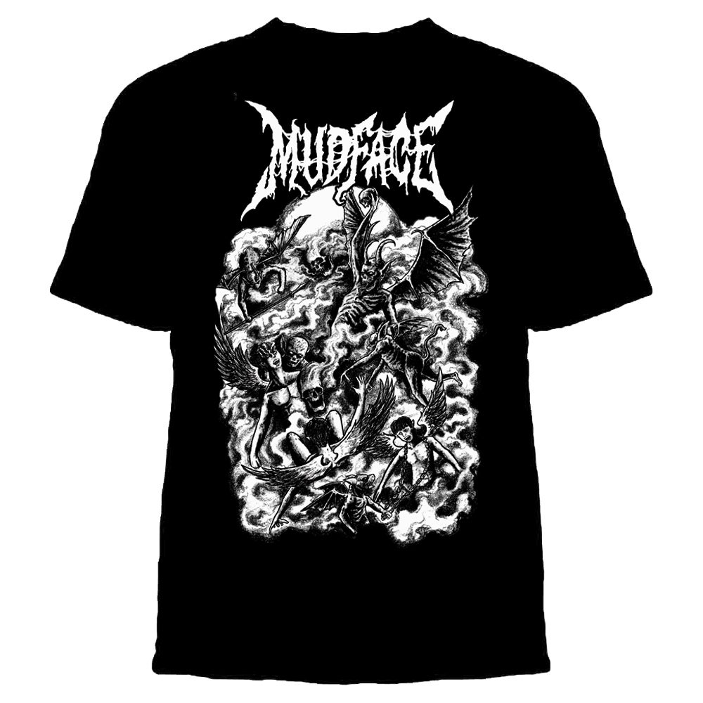 Image of Demons and Angels Tee Black
