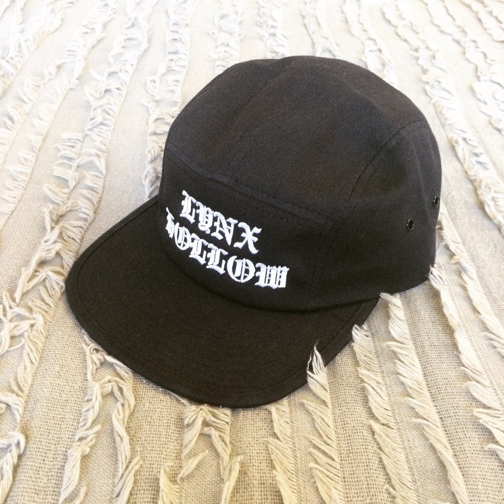 Image of Lynx Hollow 5Panel Hat