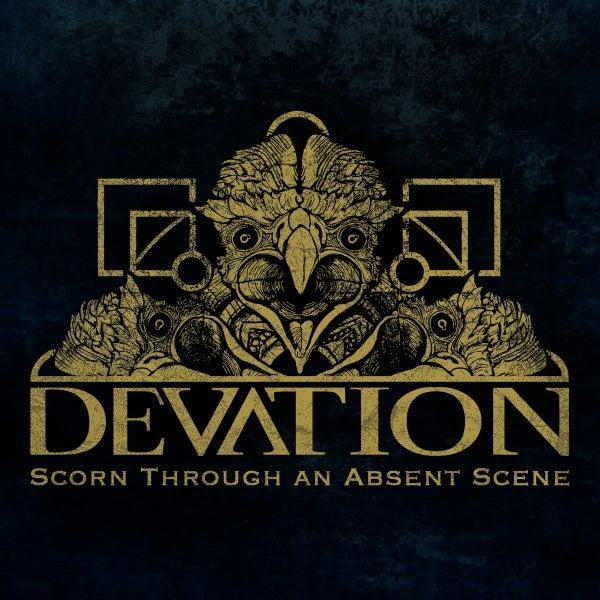 Image of Devation - Scorn Through an Absent Scene (2015) CD DIGIPAK