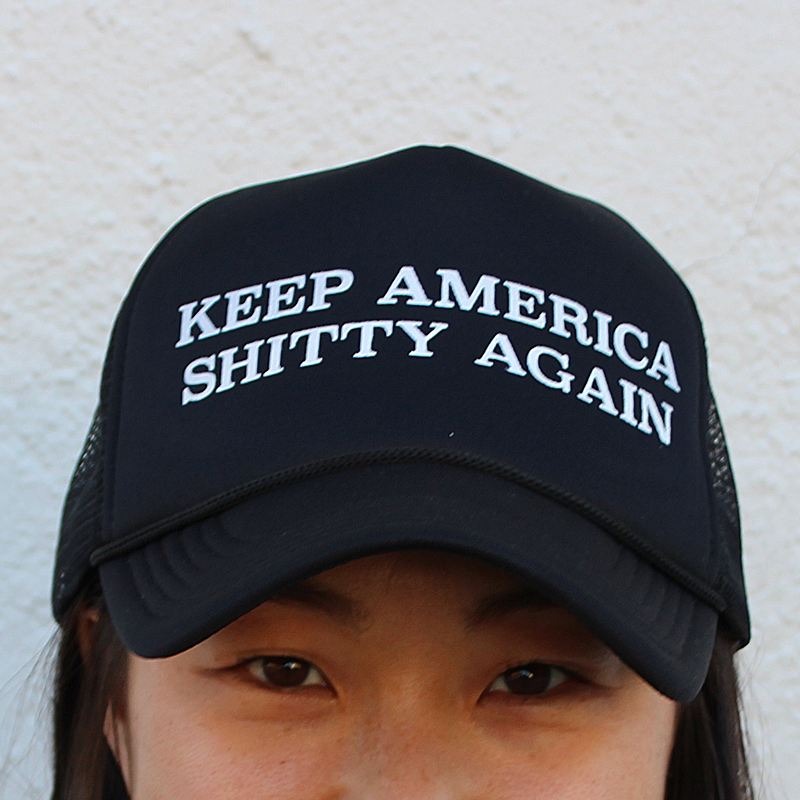 Image of Keep America Sh*tty Again Hat