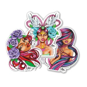 "Image of 5"" Die Cut Sticker"