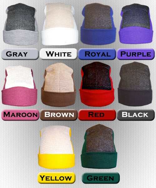 Image of Spin Caps (Headspin Beanies)