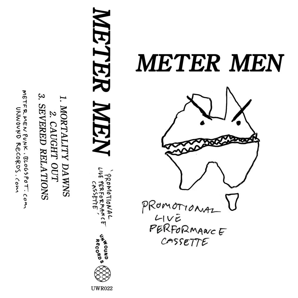 Image of Meter Men 'Promotional Live Performance' CS