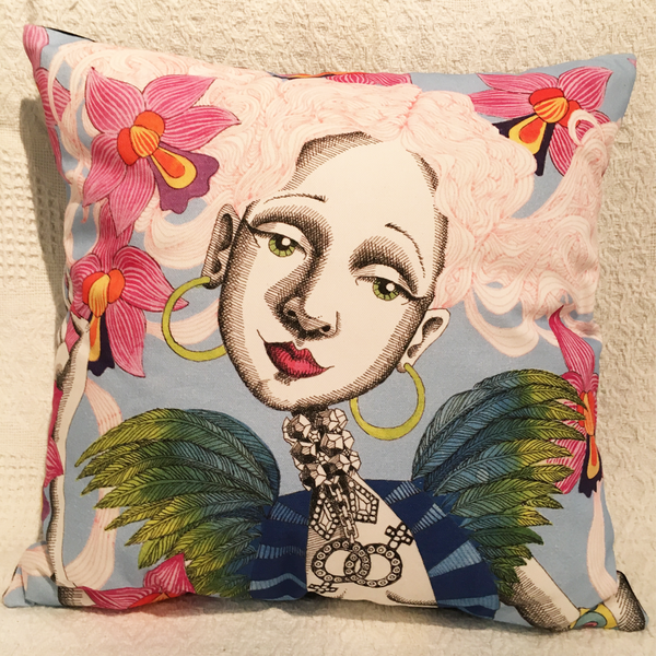 Image of Goddess #12 - Cushion Cover