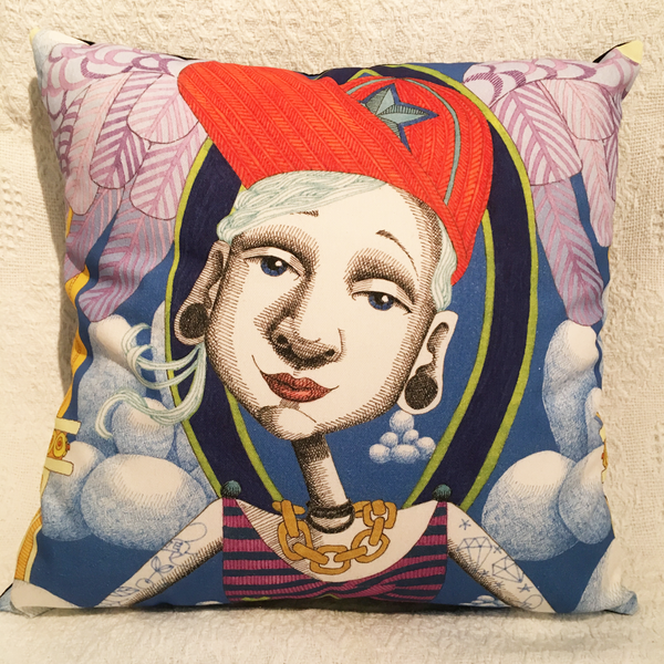 Image of Goddess #13 - Cushion Cover