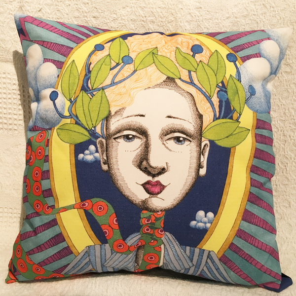 Image of Goddess #14 - Cushion Cover