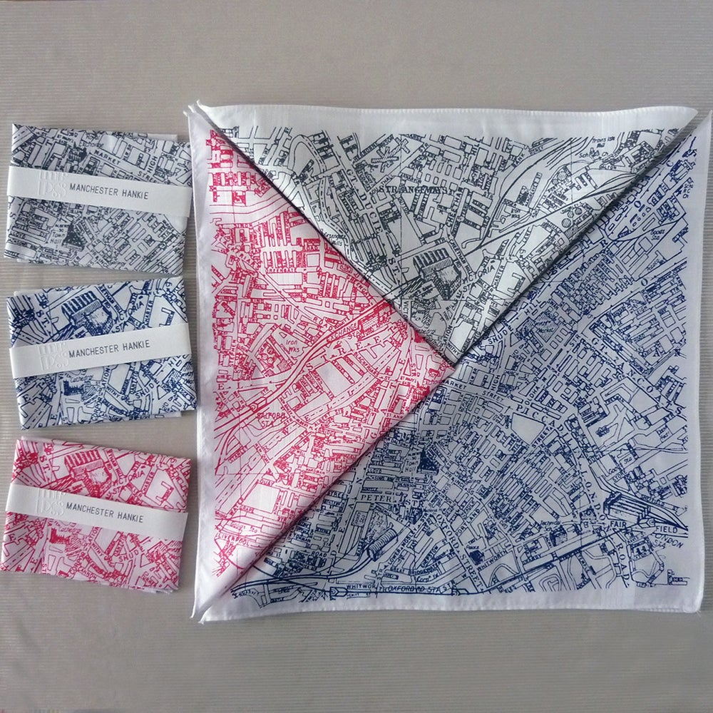 Image of Manchester Hankie