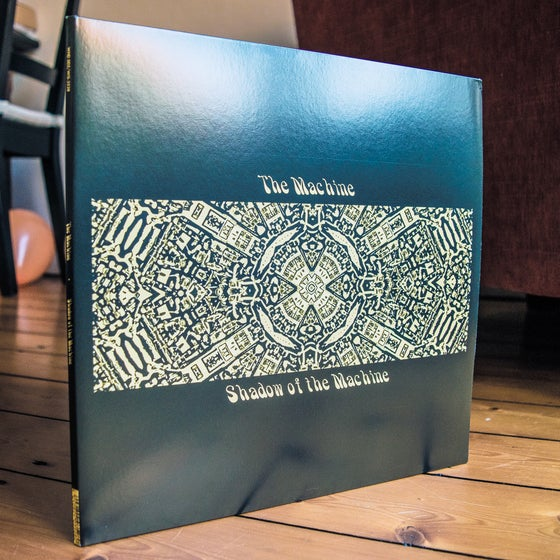 Image of Shadow of the Machine (2LP Greenish Marble)