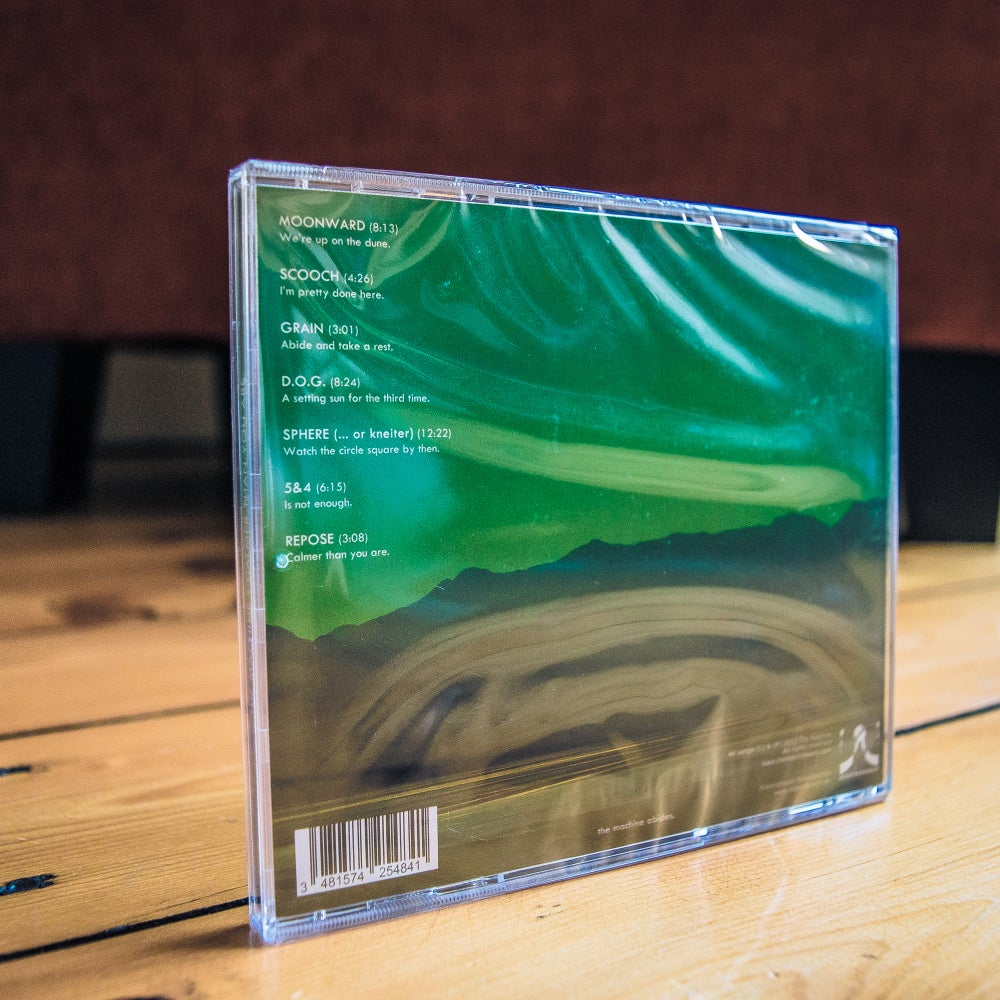 Image of Calmer Than You Are (CD)