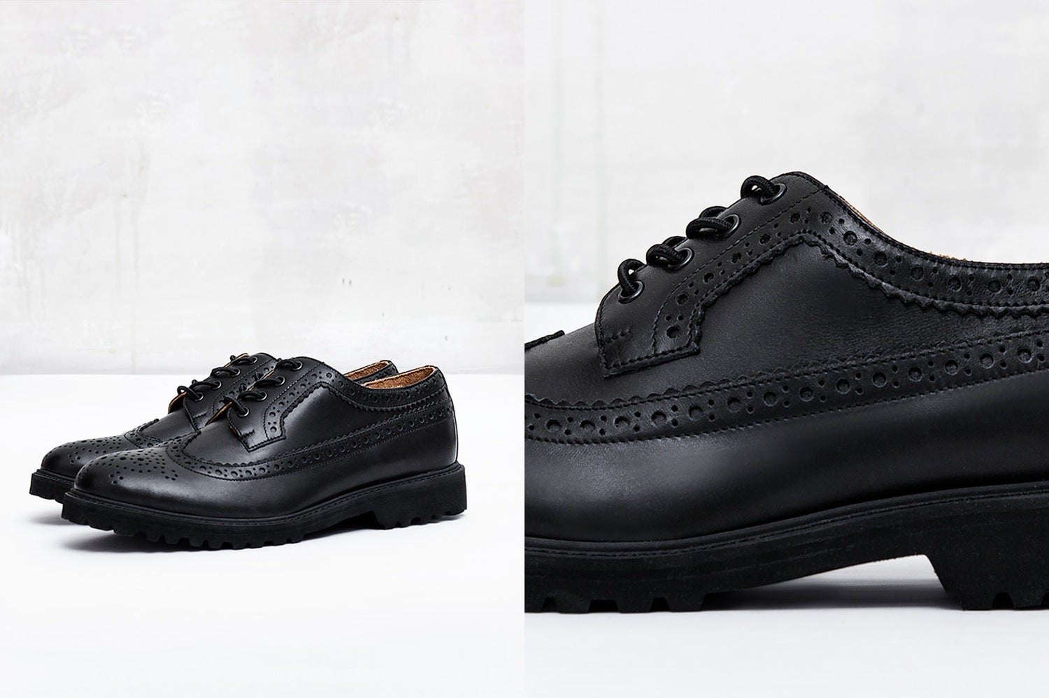 Image of Handmade Shoes | 604 Brogue Wingtip Classic Edition
