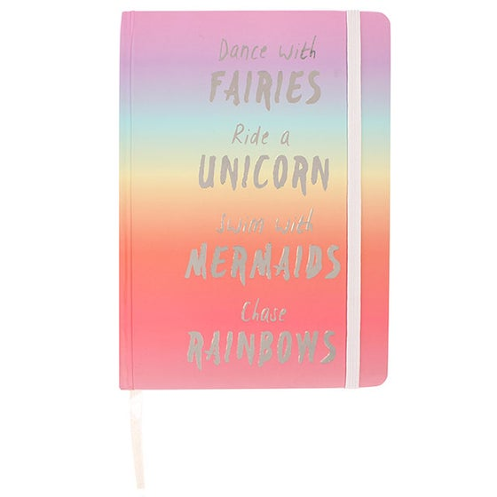 Image of Unicorn... Notebook