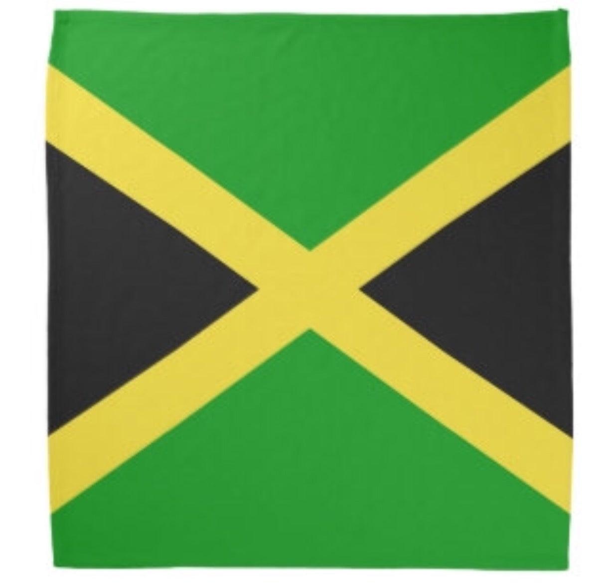 Everything Jamaica Jamaica Bandana Handkerchief
