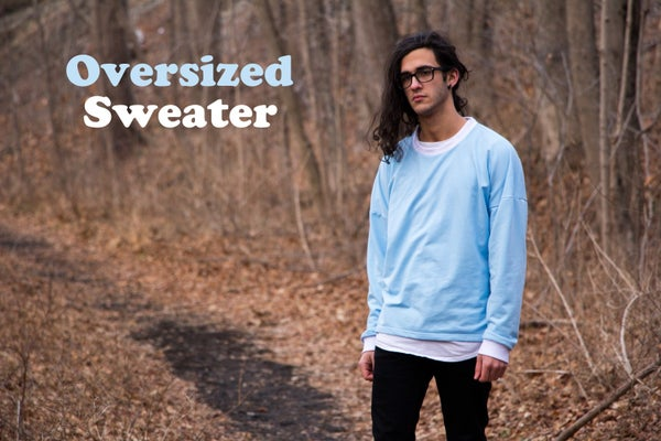 Image of Oversized Sweater