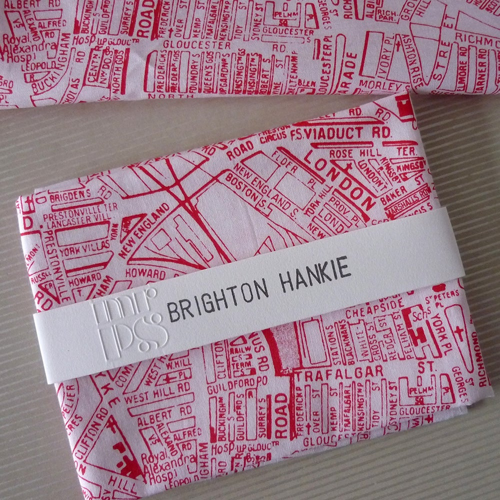 Image of Brighton Hankie
