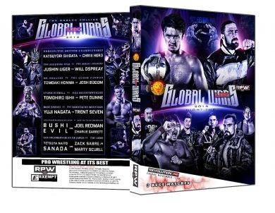 Image of NJPW/Rev Pro GLOBAL WARS Night Two