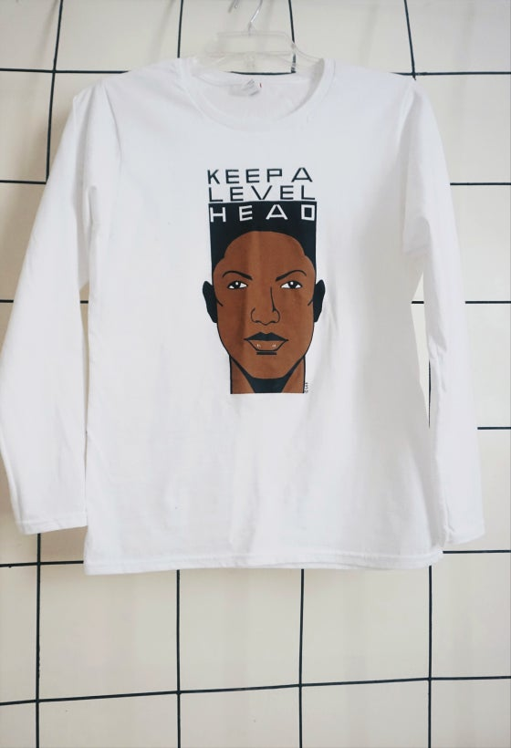 Image of Keep A Level Head Tee