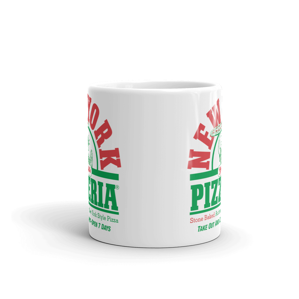 Image of Yaghi's 11 oz Coffee Mug (White)