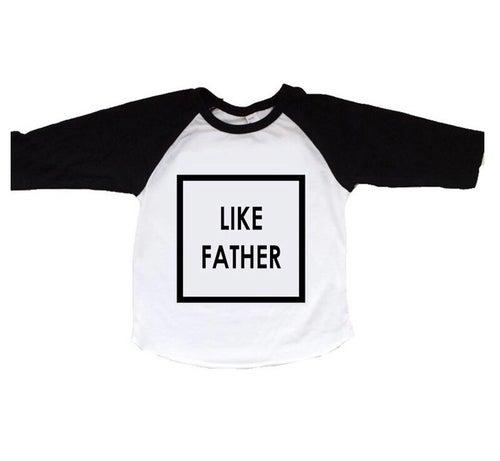 Image of LIKE FATHER, LIKE...