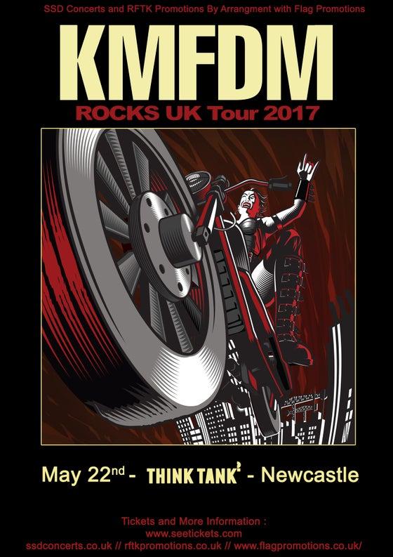 Image of KMFDM