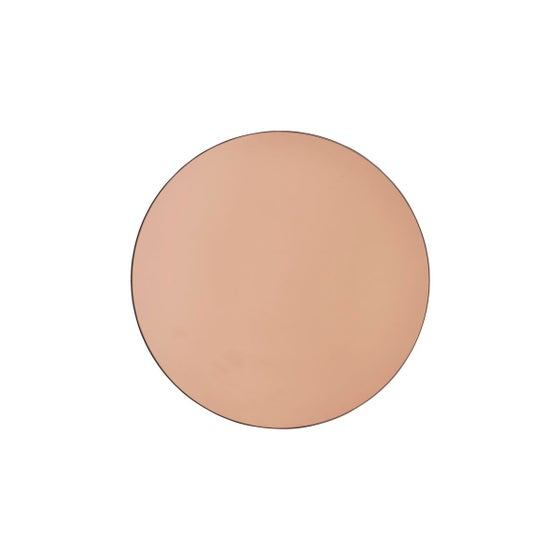 Image of Round mirror in rose gold