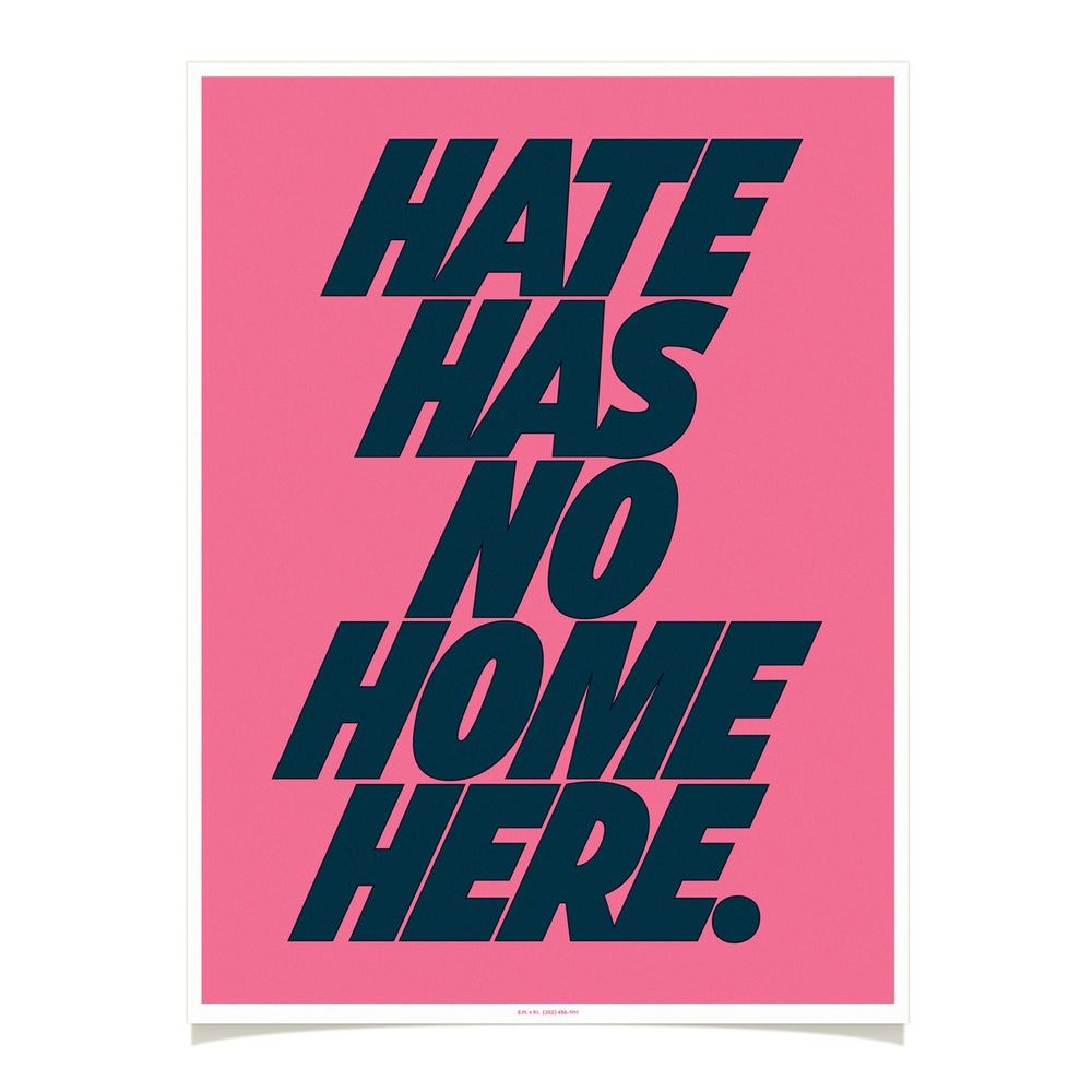 Image of Hate Has No Home Here
