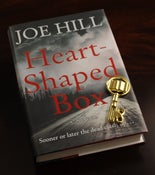 Image of Signed Set: Heart-Shaped Box & Biblio Key! - SOLD OUT