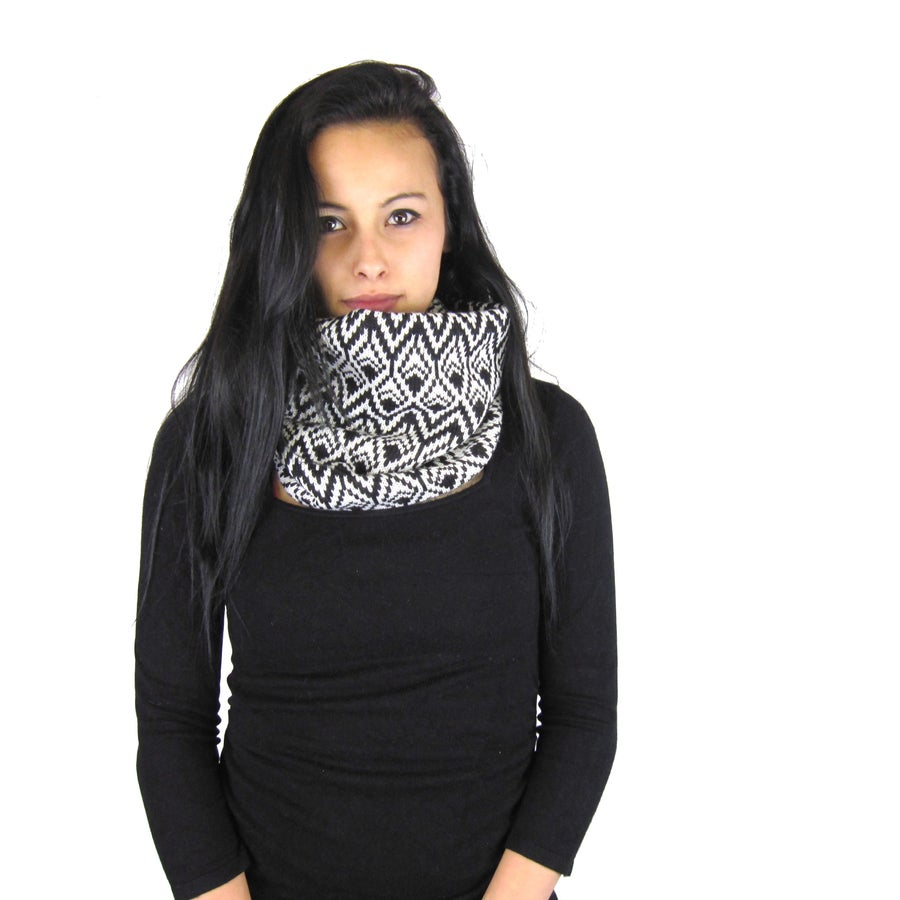 Image of Feather Cowl