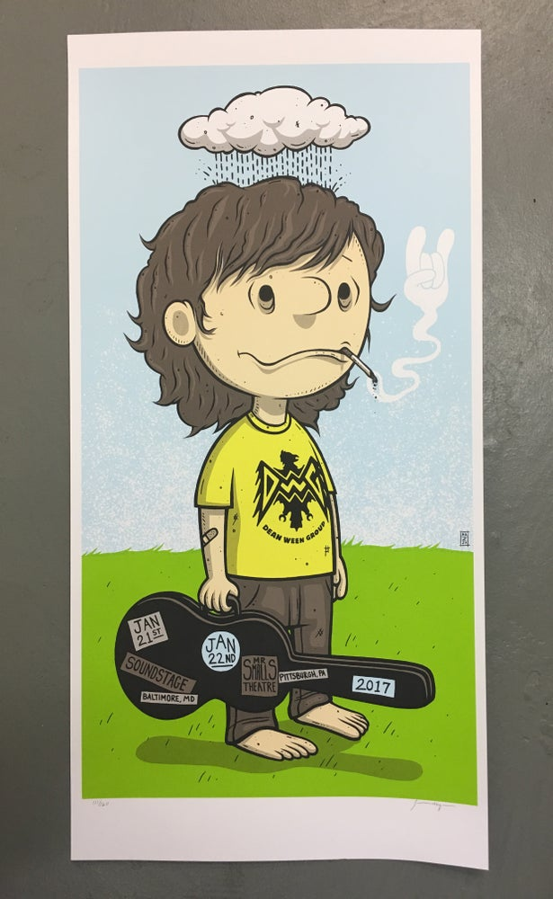 Image of The Dean Ween Group - Baltimore, MD & Pittsburgh, PA - 2017 - Show Edition