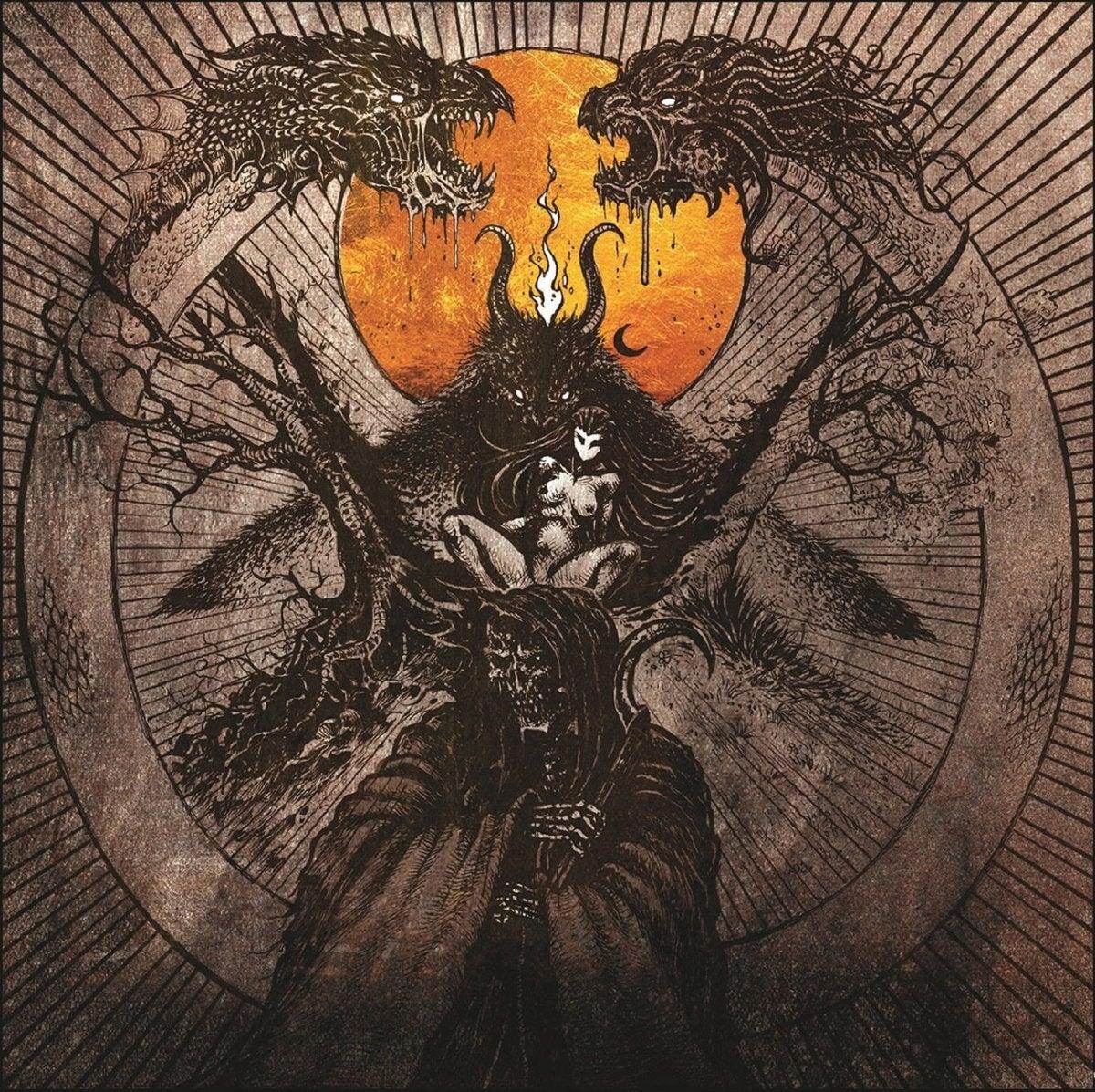 Image of Gloriam Draconis/Grave Gnosis 'Ophidic Nexion Genesis' CD
