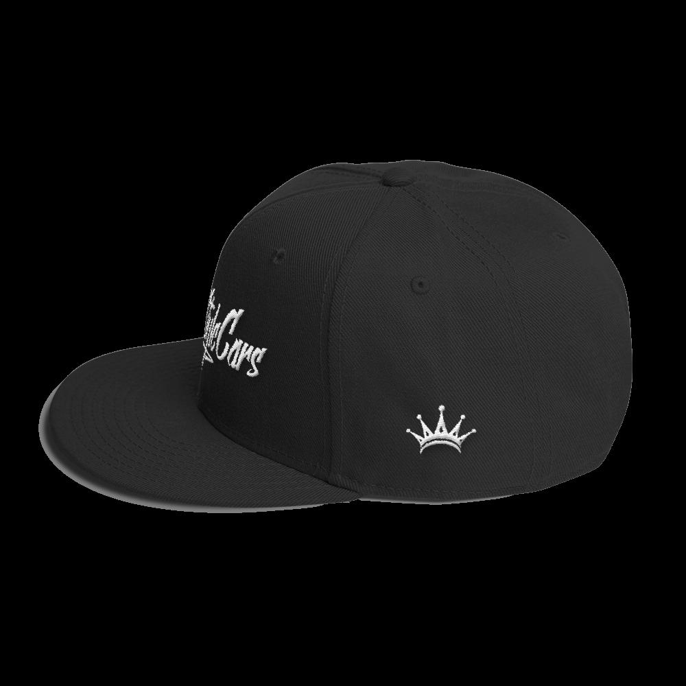 Image of VSC Snapback Hat - Black