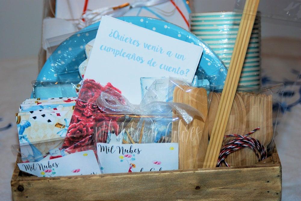 Image of Caja Mágica para Fiestas
