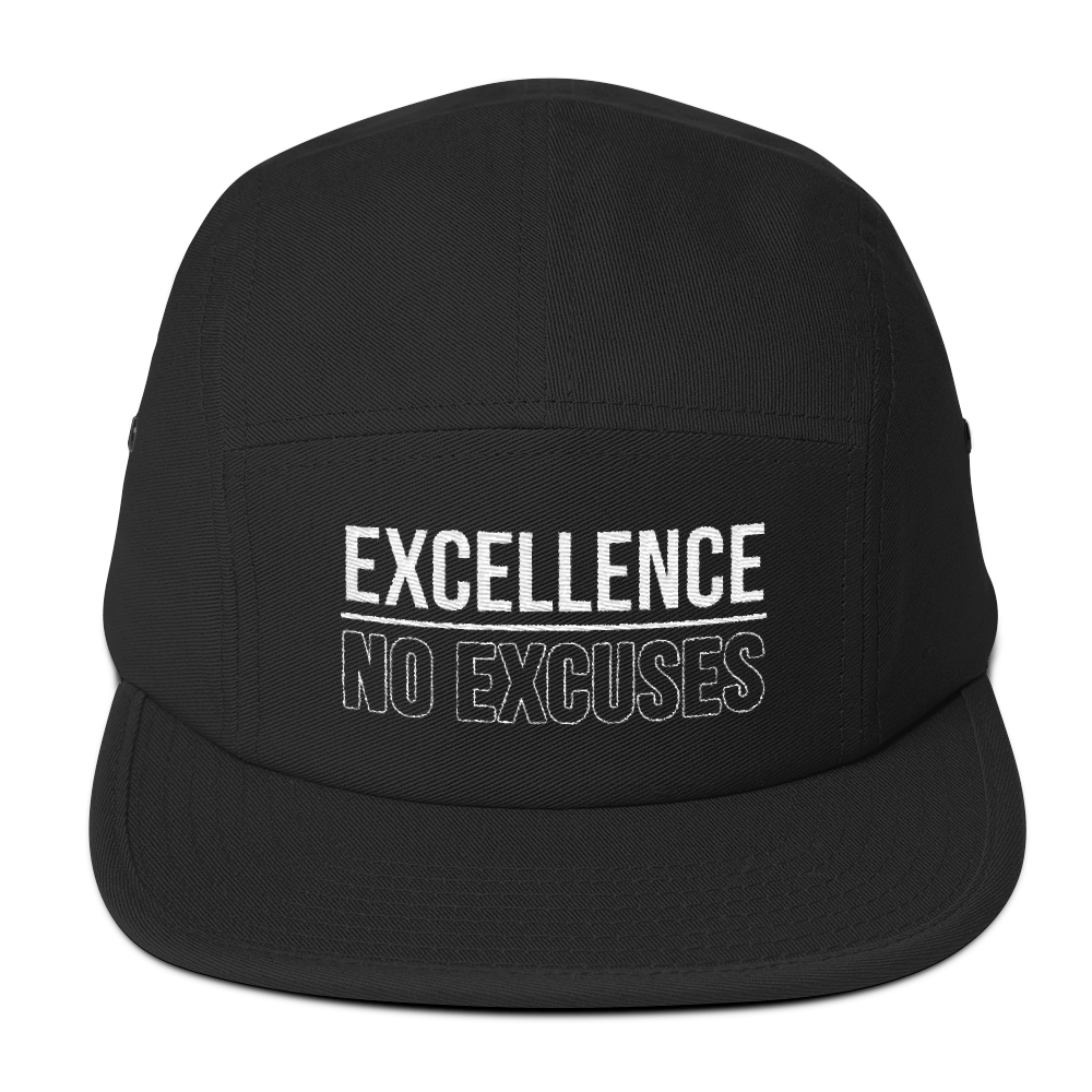 Image of Excellence No Excuse 5 Panel