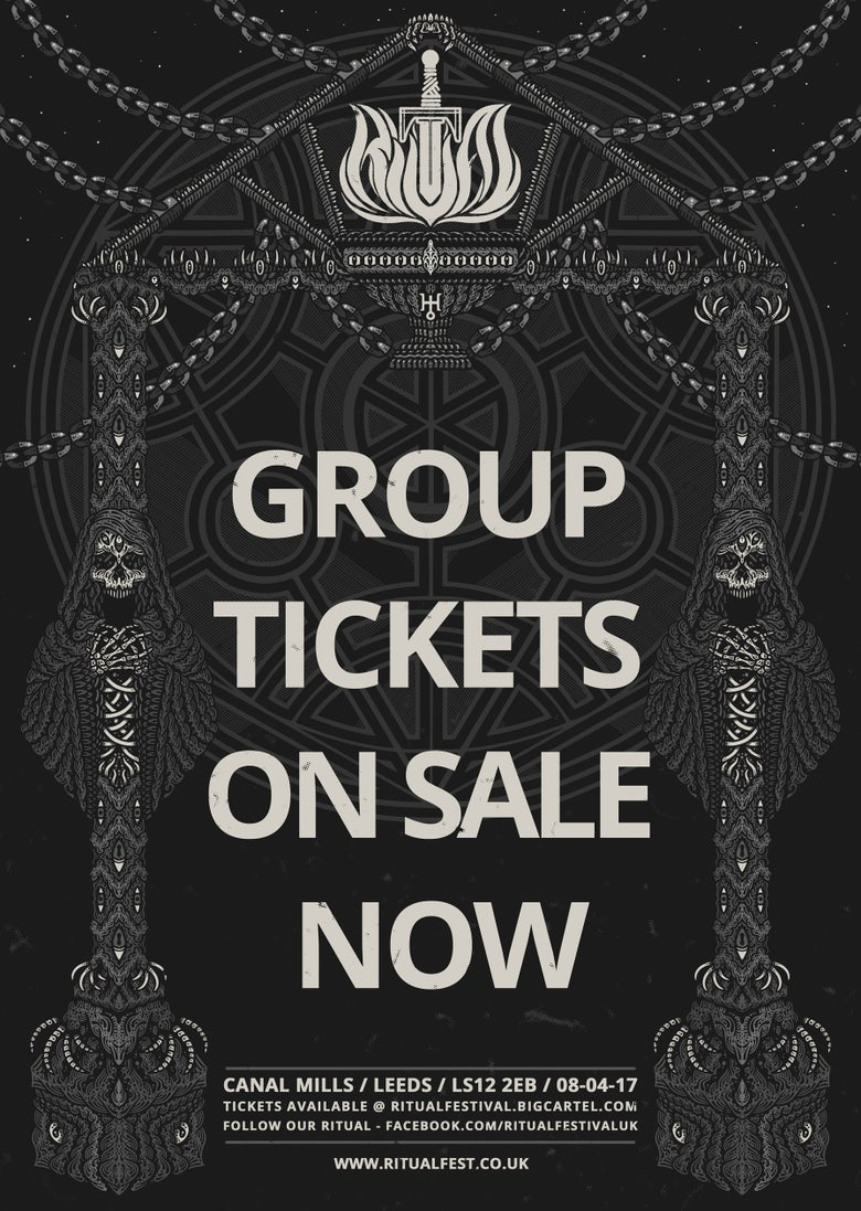 Image of Ritual Festival Group Ticket