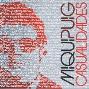 "Image of Miqui Puig ""Casualidades"" CD"