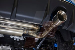 Image of Ford Focus RS exhaust