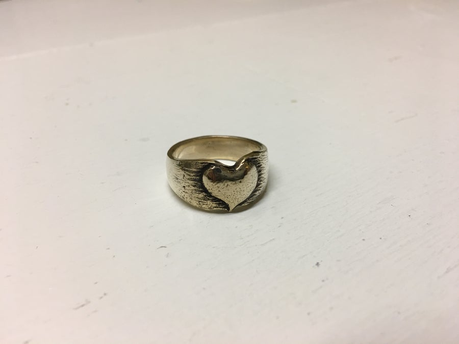 Image of Sweetheart Ring- Hers