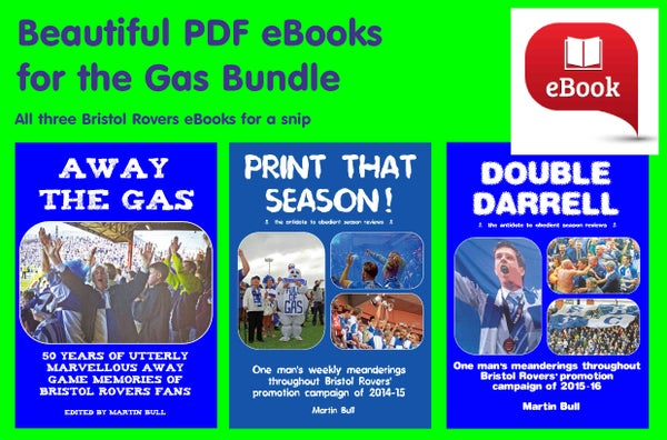 Image of The Gas Bundle - eBooks [PDF] - All three Rovers books