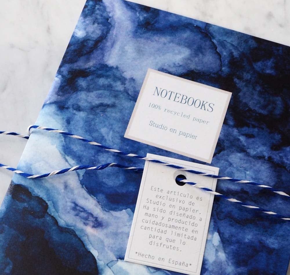 Image of Cuaderno~Storm Notebook