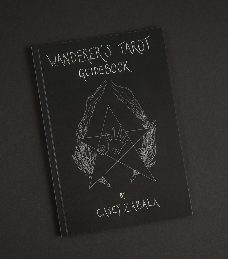 Image of Wanderer's Tarot Guidebook