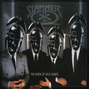 Image of SLAMMER - The Work Of Idle Hands