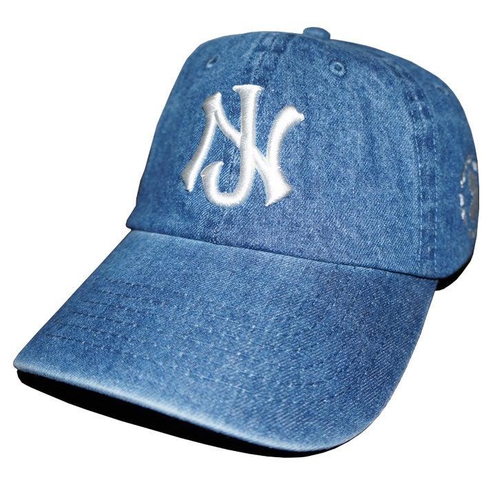 Image of NJSOM YANKS DAD HAT
