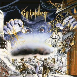 Image of GRINDER - Dawn For The Living (Deluxe Edition)
