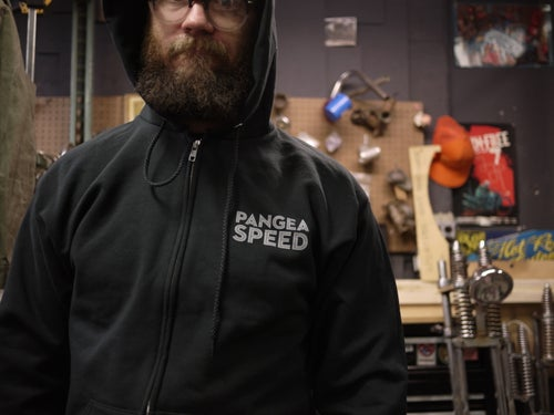 Image of Pangea Speed Zip Up