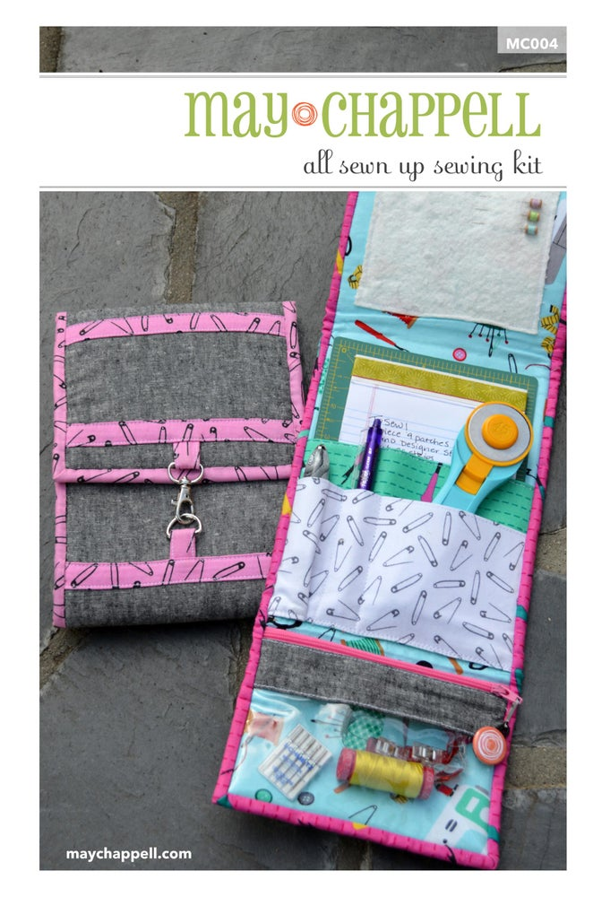 Image of All Sewn Up Sewing Kit