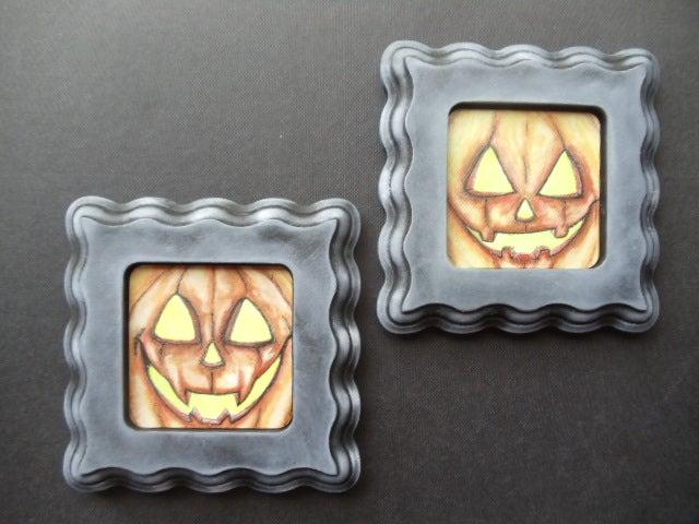 Image of Jack o'Lanterns Petites Impressions