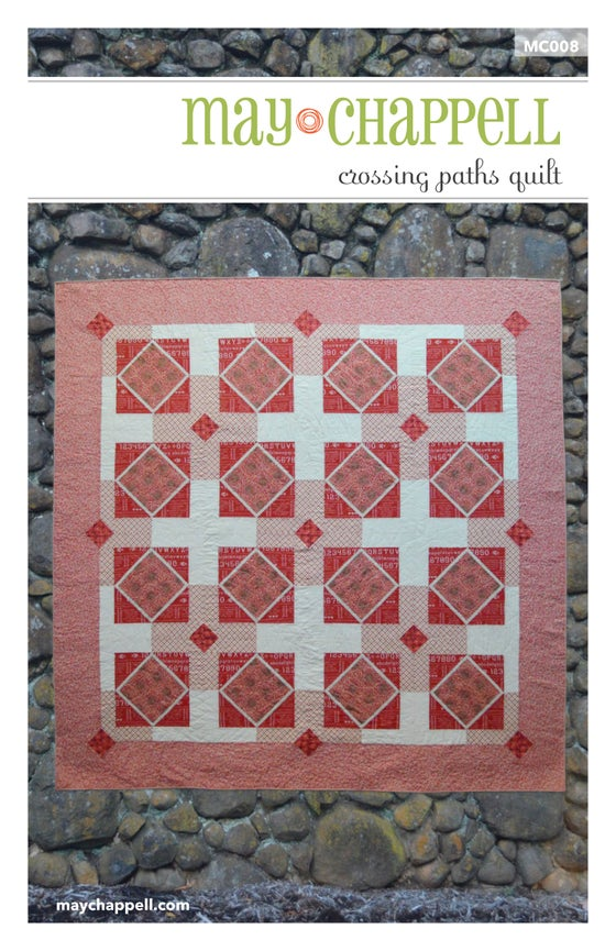 Image of Crossing Paths Quilt