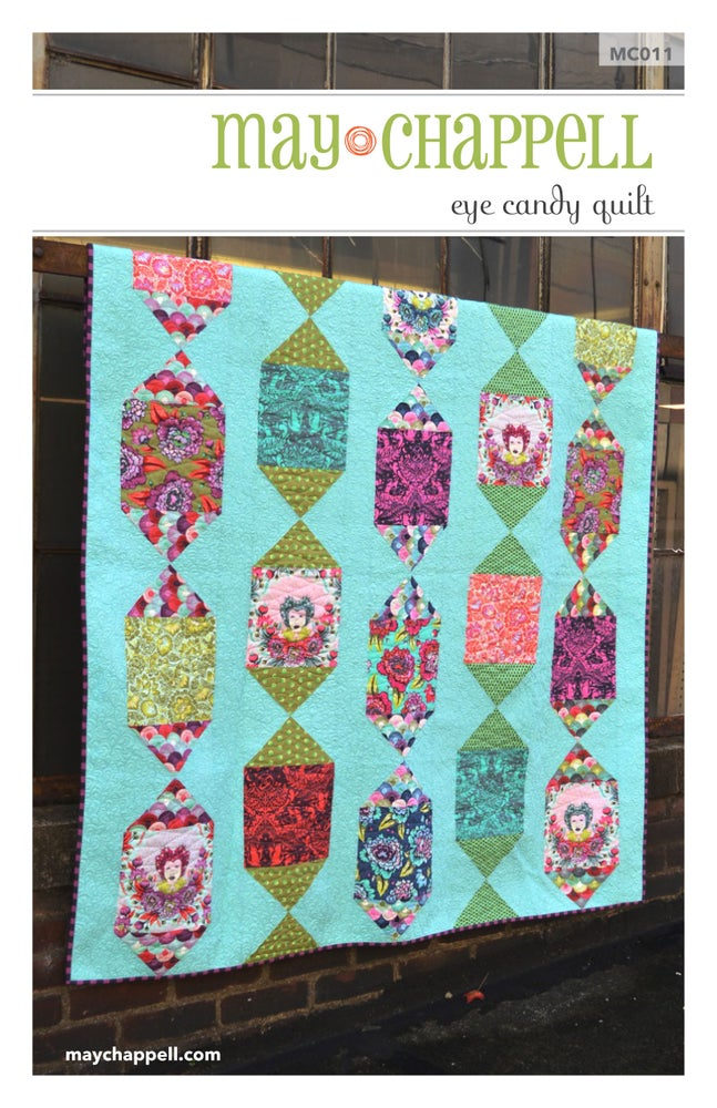 Image of Eye Candy Quilt